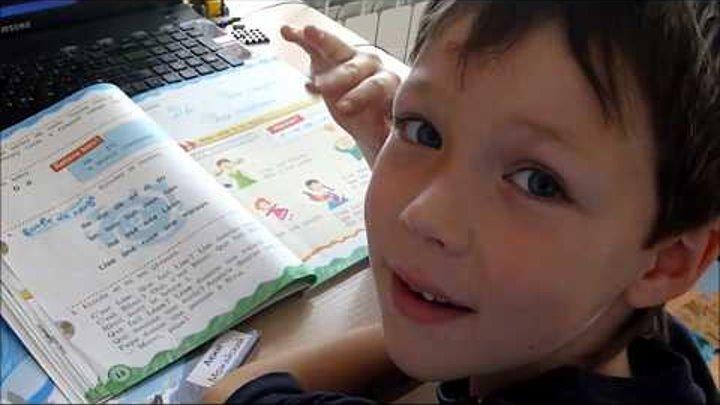 ФРАНЦУЗСКИЙ ЯЗЫК: Je lis en francais! Я читаю на французском!