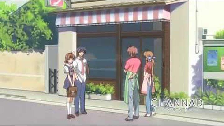 Кланнад / Clannad - Сезон 1 серия 21