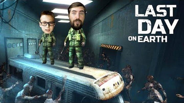 Зомби апокалипсис игра Война на выживание Спасаемся от ходячих мертвецов это вам не Майнкрафт
