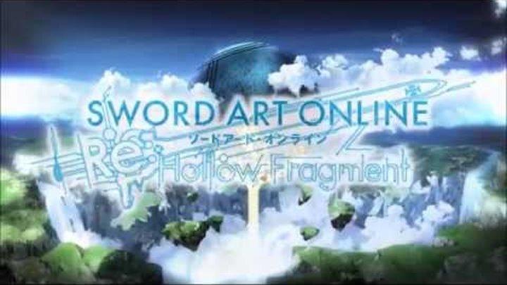 Sword Art Online: Lost Song / Re:Hollow Fragment - Аниме Экспо 2015 Трилер
