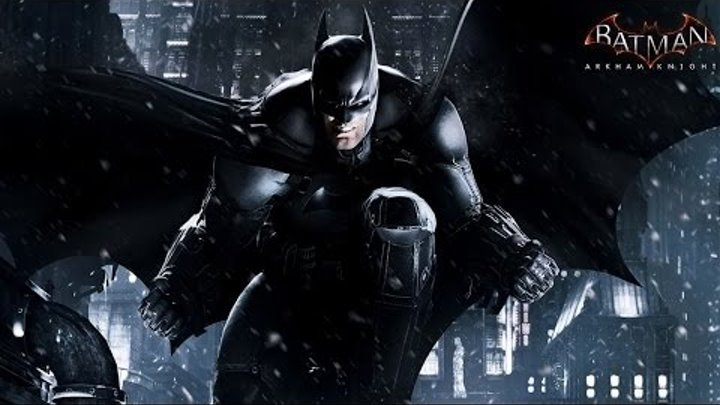Batman: Arkham Knight; PS4; Начало игры.