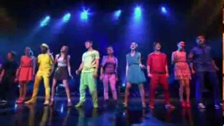 Violetta Show final Violetta y elenco cantan 'Ser Mejor'