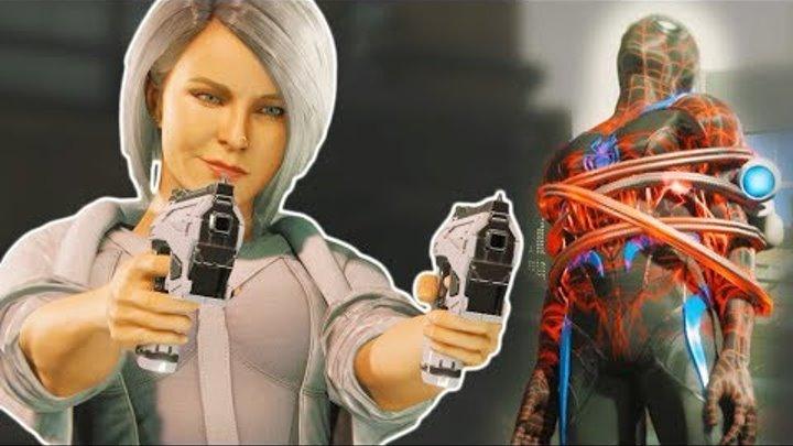 Человек паук БАБКА и КРУТОЙ ДЕМОН! Прохождения игры Marvel's Spider Man ps4 #16