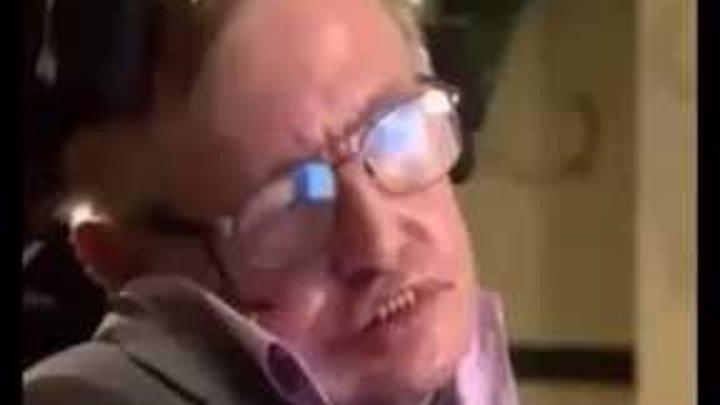 dank meme 1 (Stephen Hawking in jackass)
