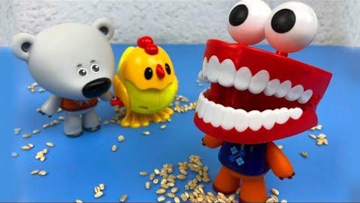 Ми ми мишки Мультики с игрушками Все серии про Кешу и Тучку Сборник Mimimishki video