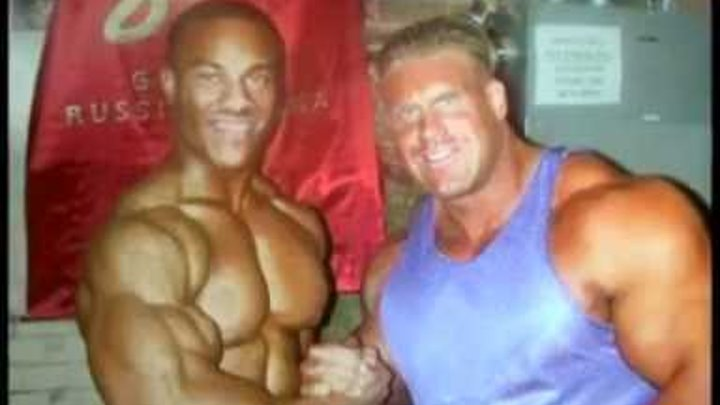Phil Heath - The Rise To The Top