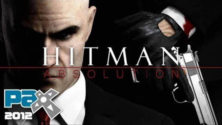 Hitman Absolution CONTRACTS Mode - New Gameplay and Details! PAX Prime 2012 Interview