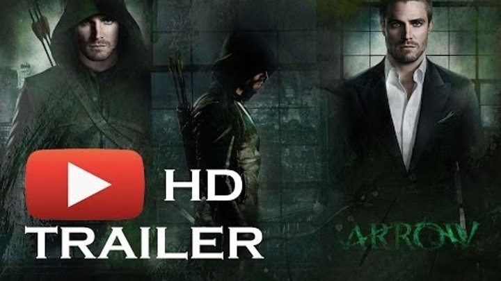 Arrow (2013) TV Series Season 2 Trailer | Стрела (2013) Сериал Сезон 2