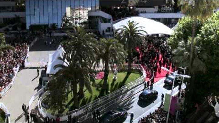 Chanel - Кристен Стюарт на Каннском кинофестивале 2014