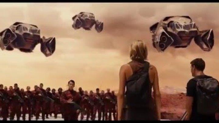 Дивергент глава 3 - За стеной - Трейлер фильма (2016) (HD) Рус