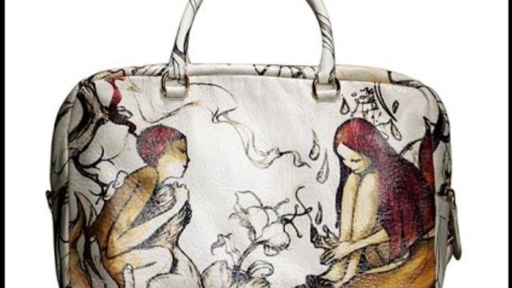 35401f25e20f Необычные сумки рисунок или как украсить сумку своими руками рисунками