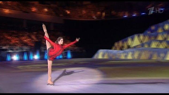 Yulia Lipnitskaya Schindler List Spins 2015 HD / Юлия Липницкая Вращение из Список Шиндлера