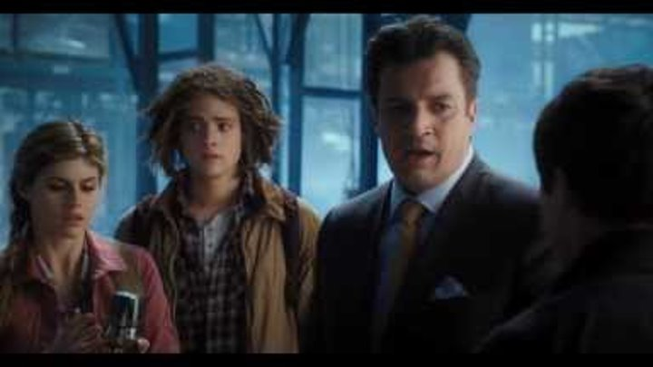 """Percy Jackson: Sea of Monsters - """"Hermes"""" Clip (1080)"""