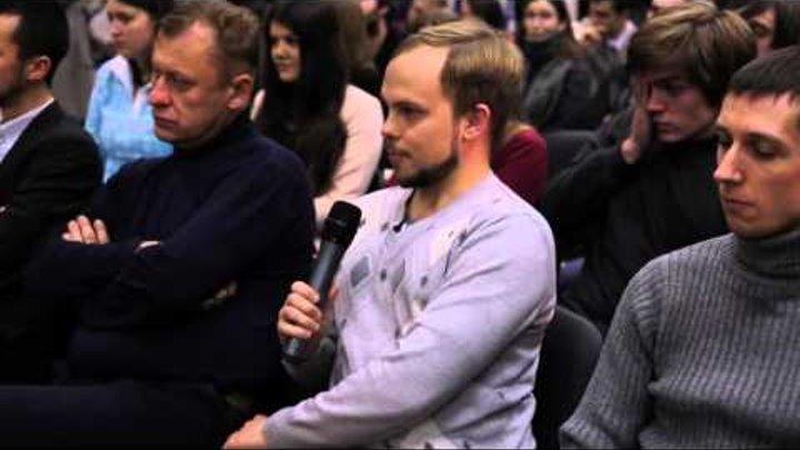 РЕЖИССЕР ЮРИЙ БЫКОВ | творческая встреча в Санкт-Петербурге