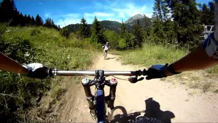 A Rider's Retreat - Morzine 2011