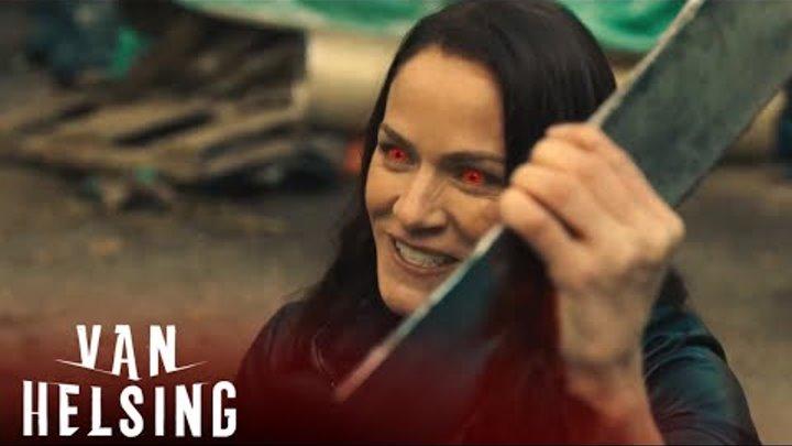 VAN HELSING | Season 3, Episode 5: Vampin | SYFY