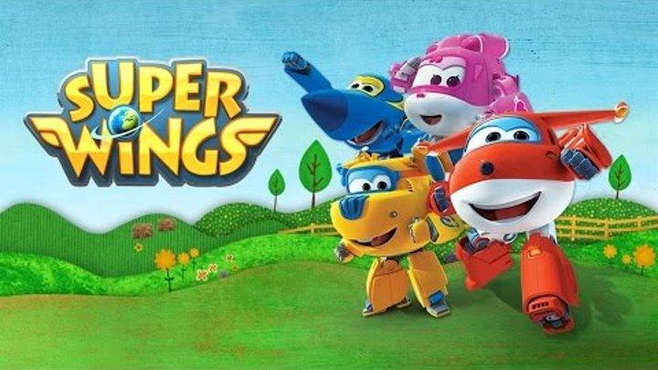 Супер крылья игра мультфильм 2 серия Сокровища в Сахаре◄ Игры для детей / Super Wings