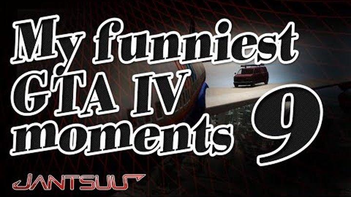 My funniest GTA IV PC moments 9