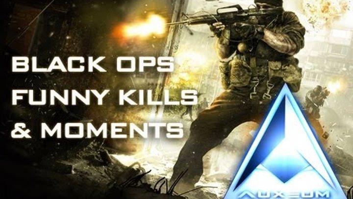 Black Ops Funny Kills & Moments 2 (Black Ops Machinima)