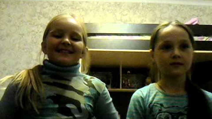 Аня и Даша 1 серия А я барби герл