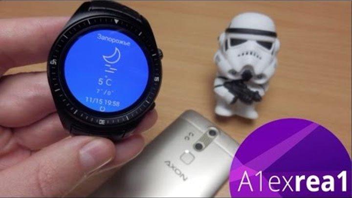 К8 3G лучшие китайские Android смарт часы c Amoled дисплеем SmartWatch