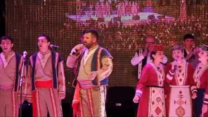ՍԱՍՆԱ ԾՌԵՐ - Տարոն աշխարհի երգեր և պարեր | ԳՈՒԹԱՆ - ՄԱՍ 8 («ՄՐՐՈ» հայ ազգային երգարվեստի կենտրոն)
