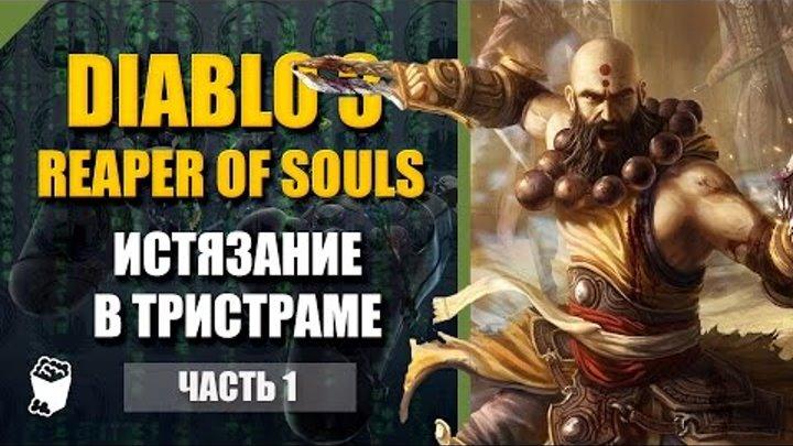 Diablo 3: Reaper of Souls #1, МОНАХ, 7 сезон, СЛОЖНОСТЬ ИСТЯЗАНИЕ, Акт 1, Тристрам