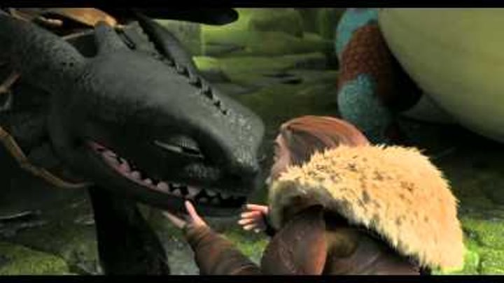 Как приручить дракона 2 смотреть онлайн трейлер