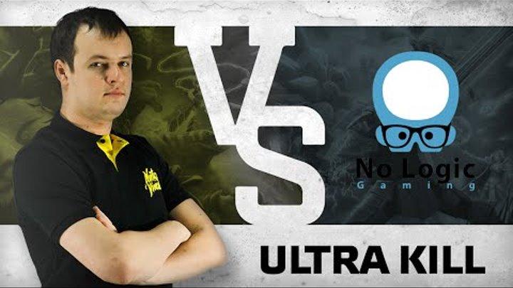 Ultra kill by XBOCT vs No Logic Gaming @Frankfurt Major