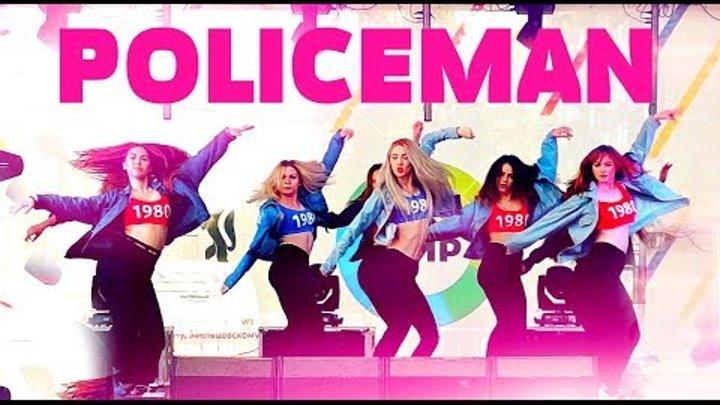 POLICEMAN & GUAYA - Eva Simons & PUTZGRILLA CHOREOGRAPHY | JUDANCE TEAM