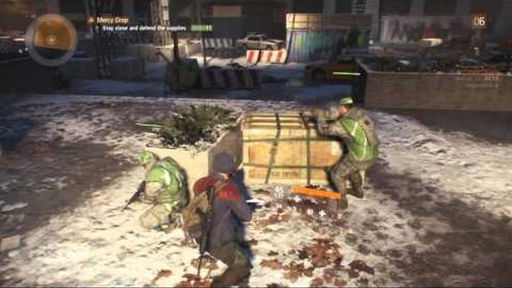 Tom Clancy's The Division Beta #4: Wanderer