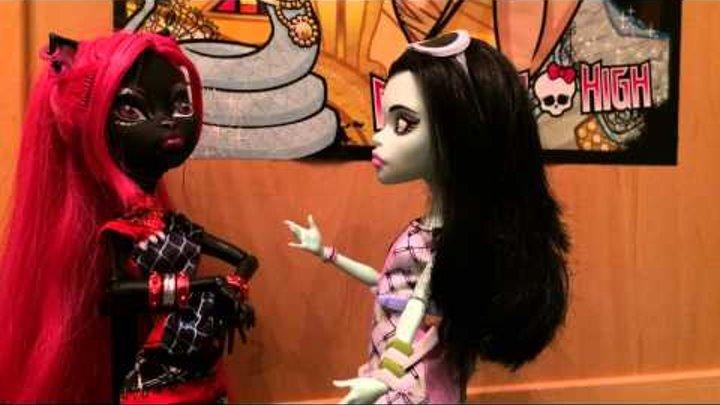 """Сериал Monster High.3 сезон 1 серия """"Возвращение"""""""