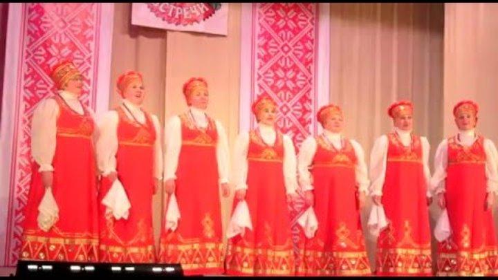 """Місяць на небі"" , ""Забор"" Вокальный ансамбль ""Золотаюшка"""