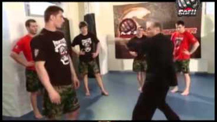 M 1 Fighter 2 серия 11, тренировка от кунг-фу