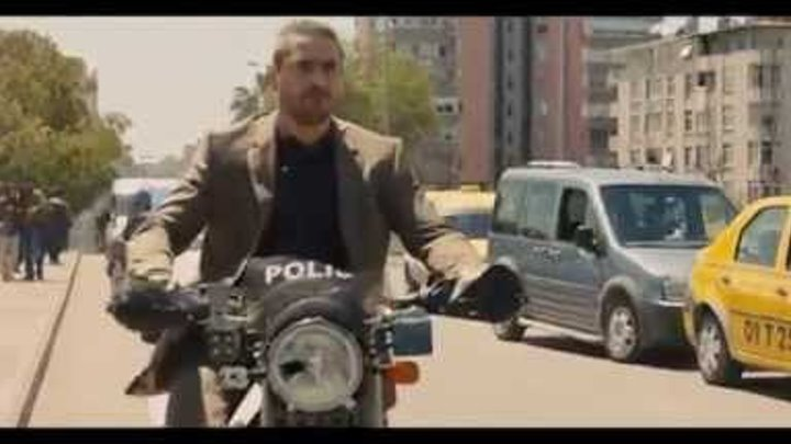 Джеймс Бонд Скайфолл - погоня на мотоцикле по Стамбулу