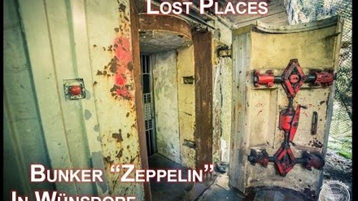 """Lost Places - Im Bunker """"Zeppelin"""" in Wünsdorf"""