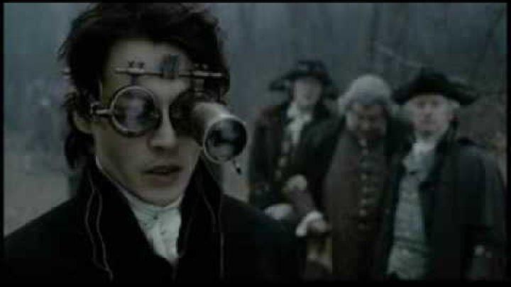 сонная лощина Johnny Depp
