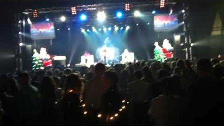 Dato Dfm новый Год Live 2011 «Арена Moscow» 3 песни