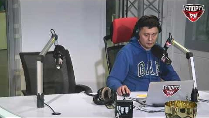 100% Футбола с Александром Бубновым. 03.10.2016. Тема: матчи 9-го тура РФПЛ