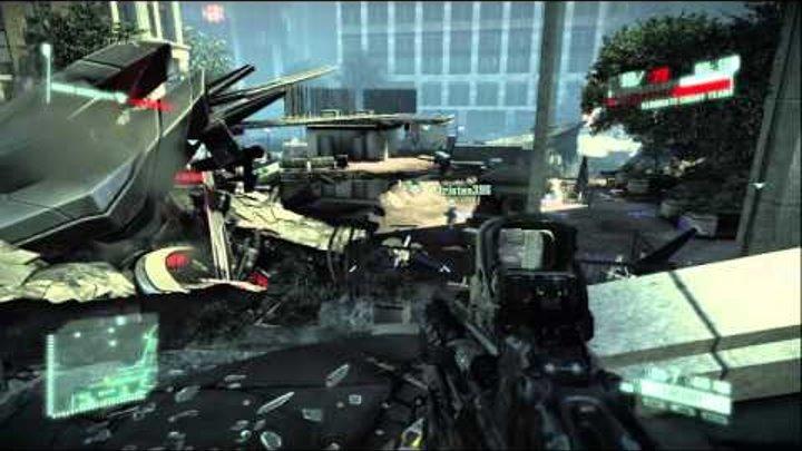 Crysis 2: Multiplayer Gameplay (Full Game)