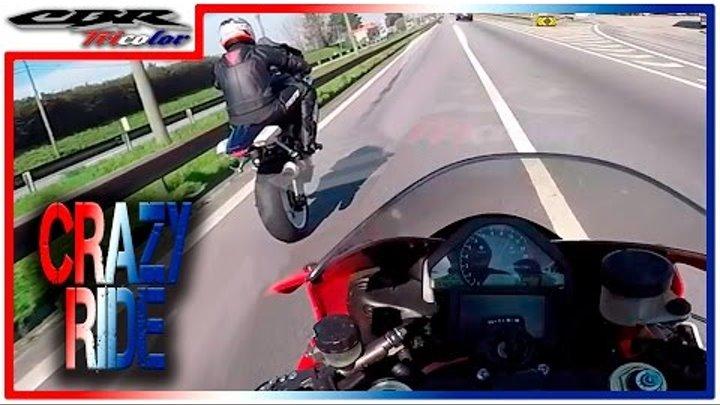 5 GSX-R || CBR || R1 - Ride with my crazy friends