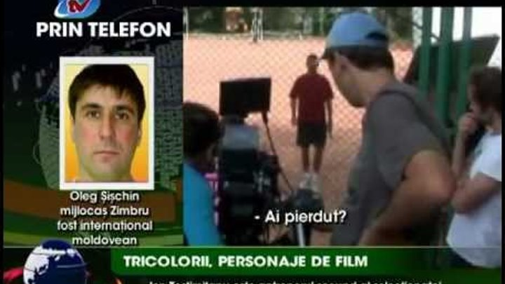 Sport Euro TV 28.02.12 / Playing The Moldovans At Tennis Tony Hawks Trailer Film Book