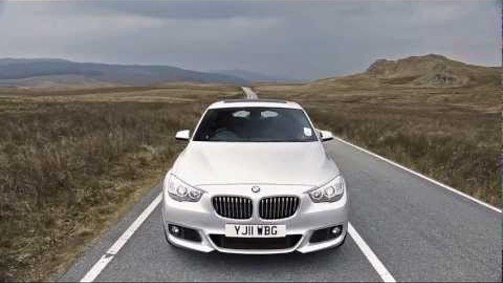 BMW 5-Series GT M Sport