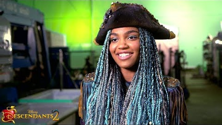Uma by China Anne McClain | Part One | Disney Descendants