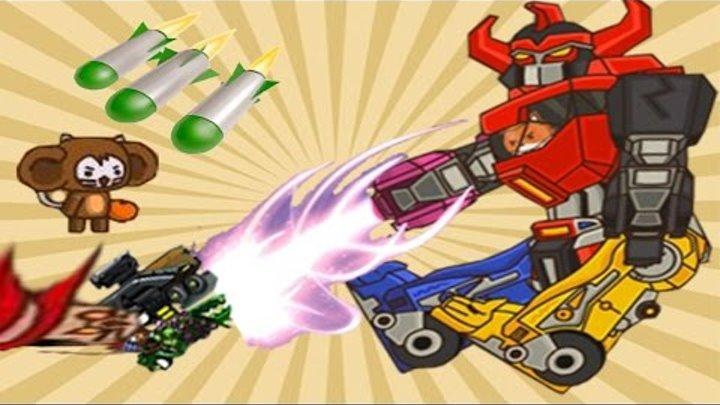 Foxozord Мультик-Мудьтфильм ИГРА для детей- УДАРНЫЙ ОТРЯД КОТЯТ часть 2-10-Strike Force Kitty