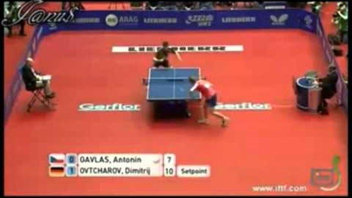 Germany v. Czech Republic Highlights Table Tennis World Team Championships 2012