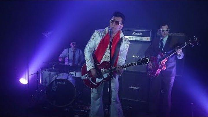 Каково быть Элвисом Пресли? Рассказал (и спел) в эфире RTVI двойник короля рок-н-ролла
