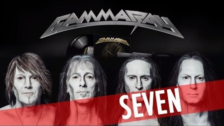 Gamma Ray 'Empire Of The Undead' Song 9 'Seven'