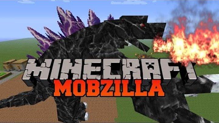 Майнкрафт КРАСНЫЙ ДРАКОН и Аметистовое Дерево Minecraft видео с модами