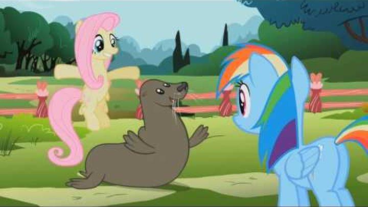 #15 - Все песни My Little Pony / Мой маленький пони - 2 сезон - Радуга выбирает питомца
